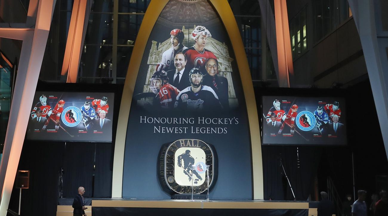 2018 Hockey Hall Of Fame Induction - Red Carpet