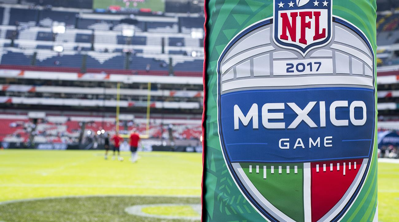 f128cf8e440ba Chiefs vs. Rams  Mexico City game being moved to LA due to field conditions
