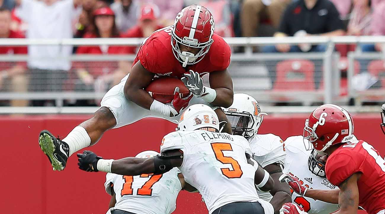 College football Week 12 SEC schedule: Alabama vs. The Citadel, UAB vs. Texas A&M