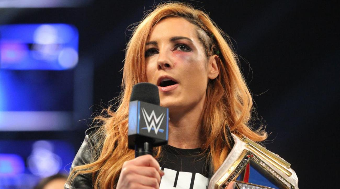 WWE wrestling news: Becky Lynch could face Ronda Rousey at WrestleMania