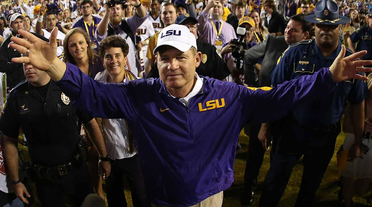 Les Miles buyout impacts Kansas, Colorado coaching searches