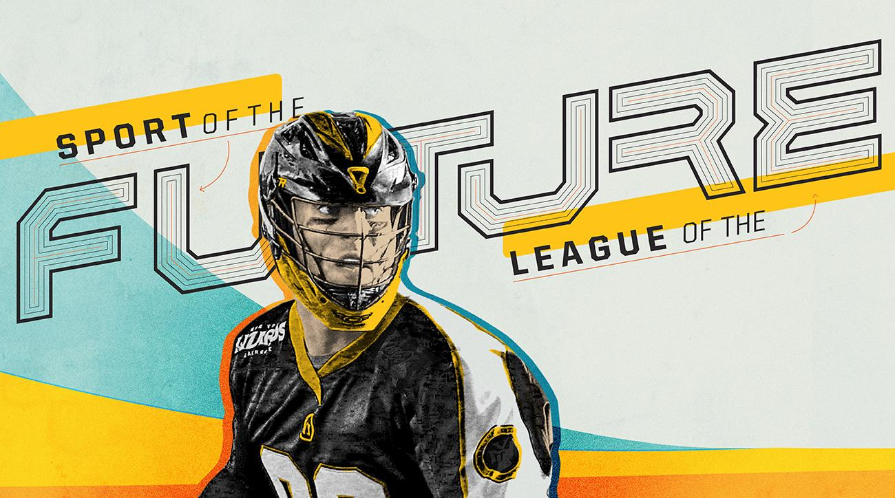 Lacrosse looks to future with Paul Rabil, PLL