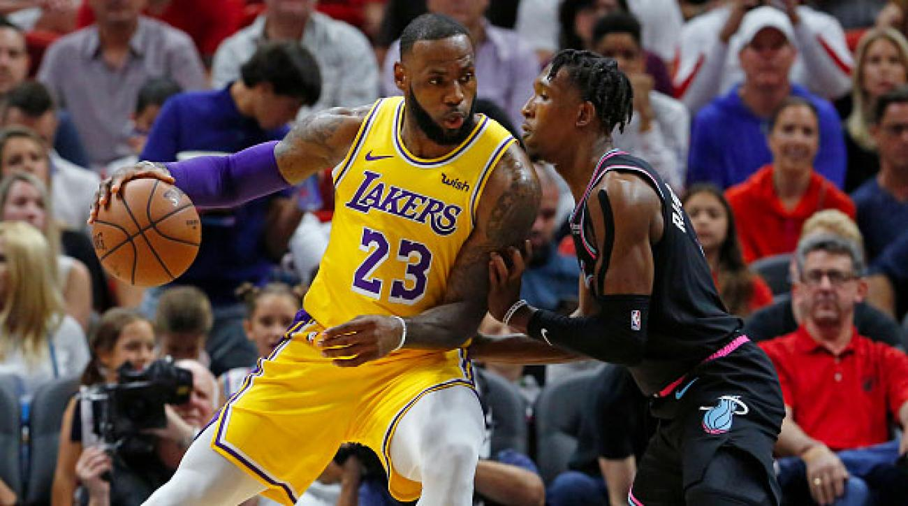 d228f0866e8 LeBron James scores season-high 51 points in Lakers win vs. Heat ...