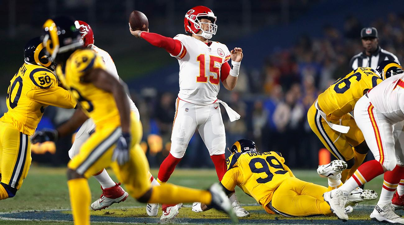 Chiefs-Rams Game Goes Back and Forth, Twitter Reacts to Madness