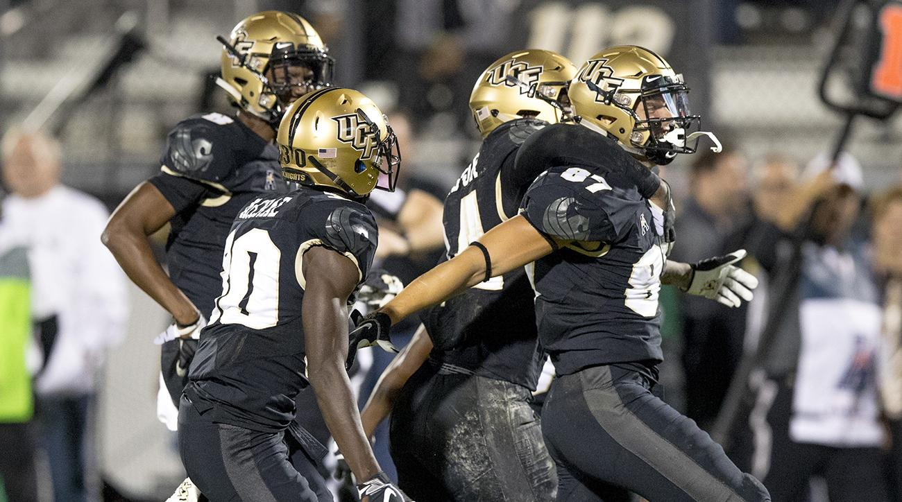COLLEGE FOOTBALL: NOV 17 Cincinnati at UCF