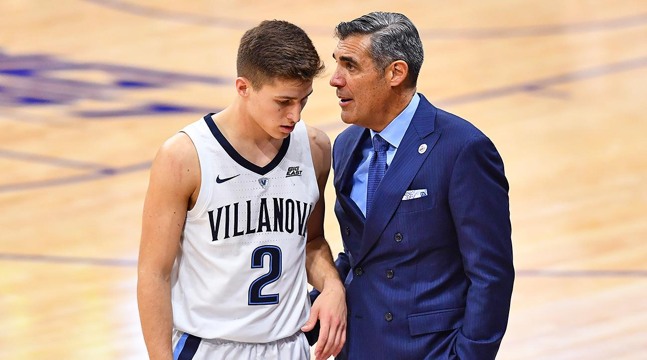 1a4778c0885 Tuesday Shootaround: Villanova's Woes, the Most Dangerous Unranked Team and  More