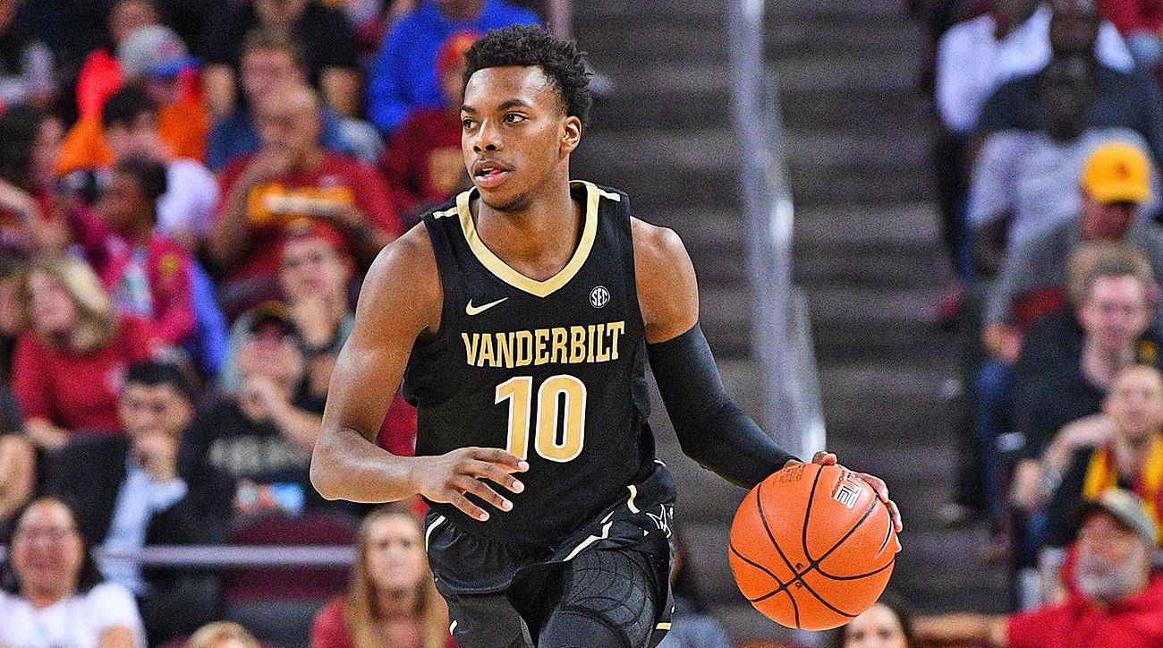 Vanderbilt Darius Garland