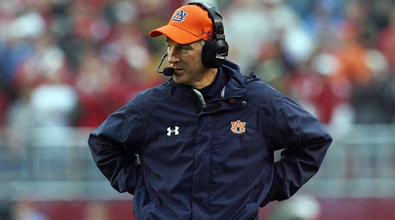 Alabama vs. Auburn: How Tommy Tuberville brought out the Crimson Tide beast