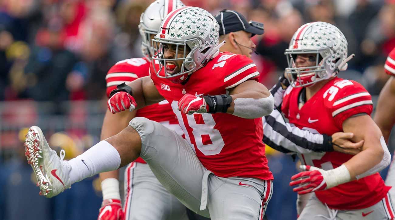 college football playoff s key debate ohio state or oklahoma si com