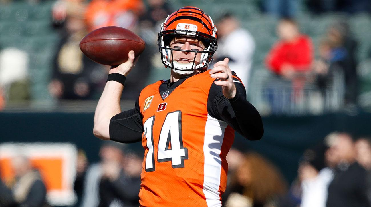 Image result for andy dalton bengals