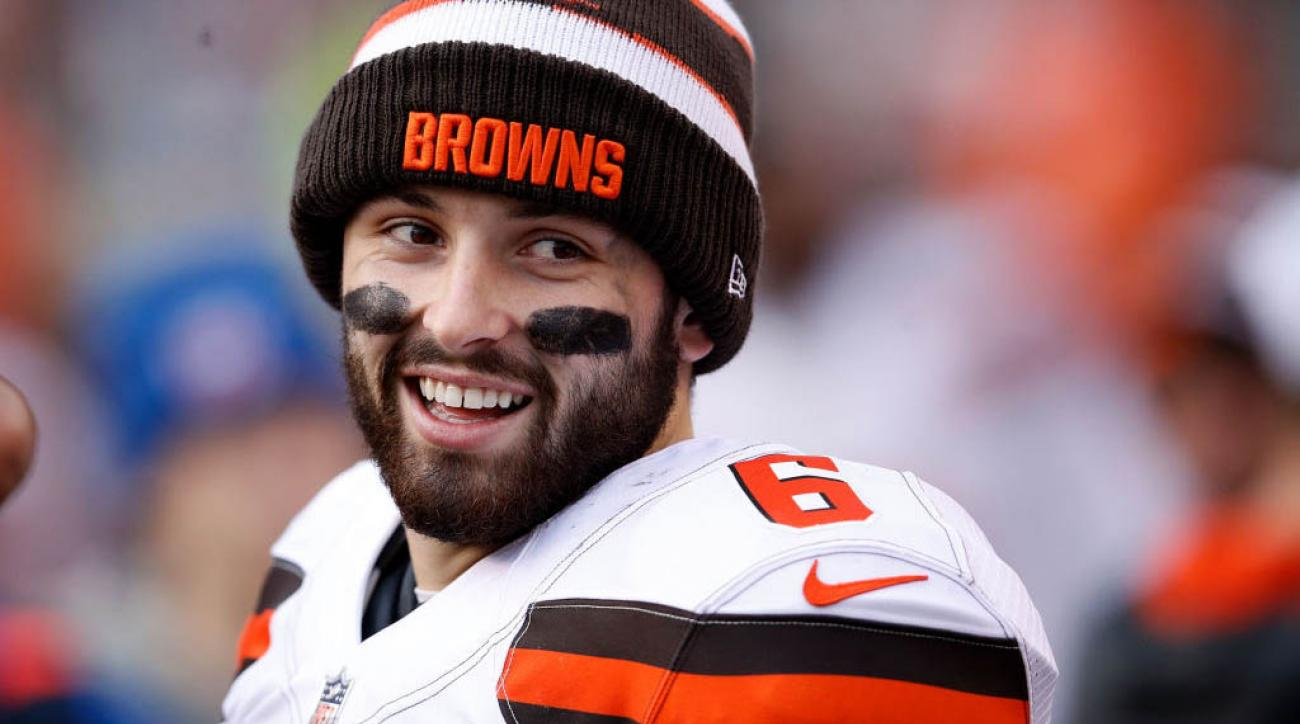 Baker Mayfield Rips Damien Woody After Analyst Compares Him to Hue Jackson