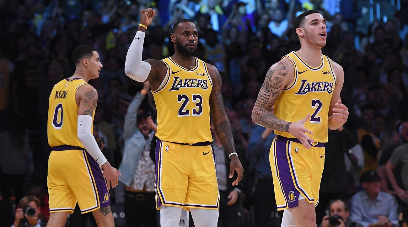 cf358d9bce2 Can Lonzo Ball Coexist With LeBron James in Los Angeles