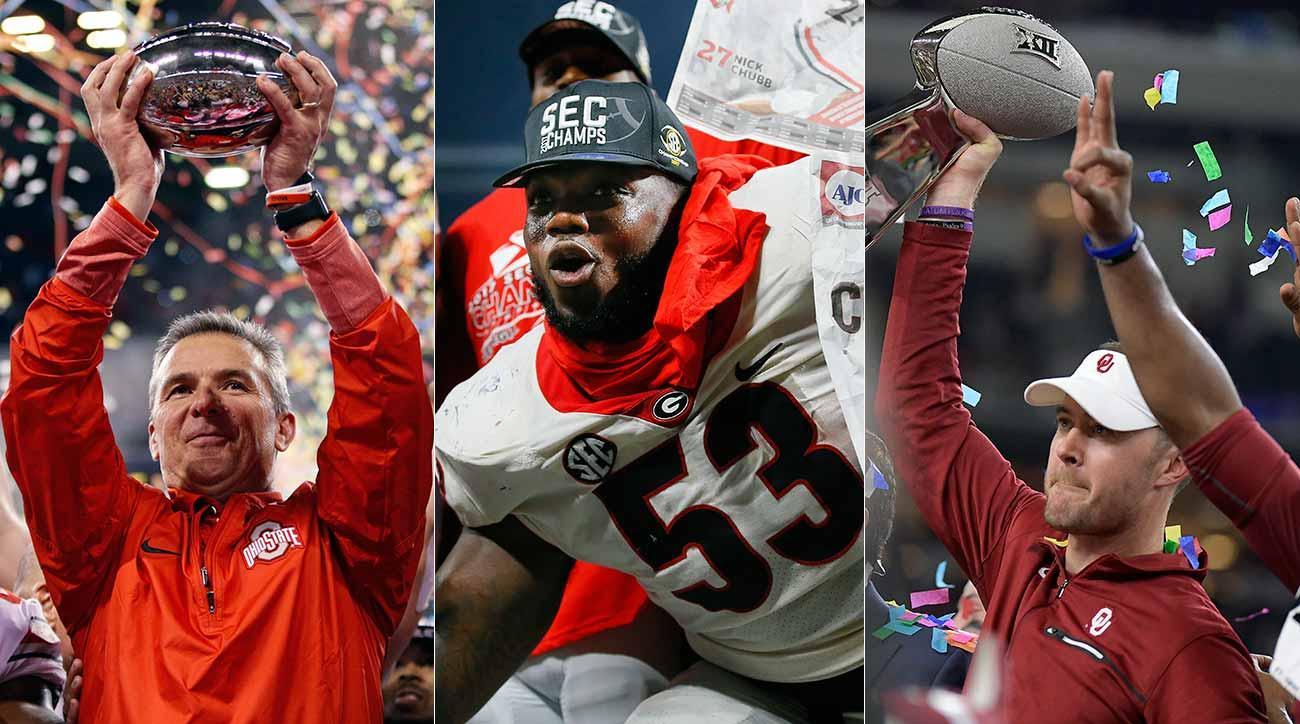 College Football Playoff scenarios after final rankings release: Georgia, Oklahoma, Ohio State