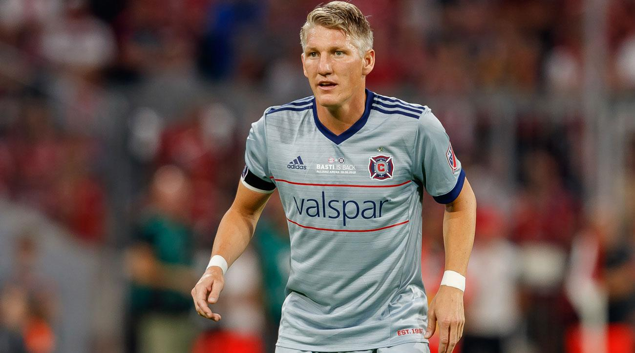 Bastian Schweinsteiger will return for another season with the Chicago Fire