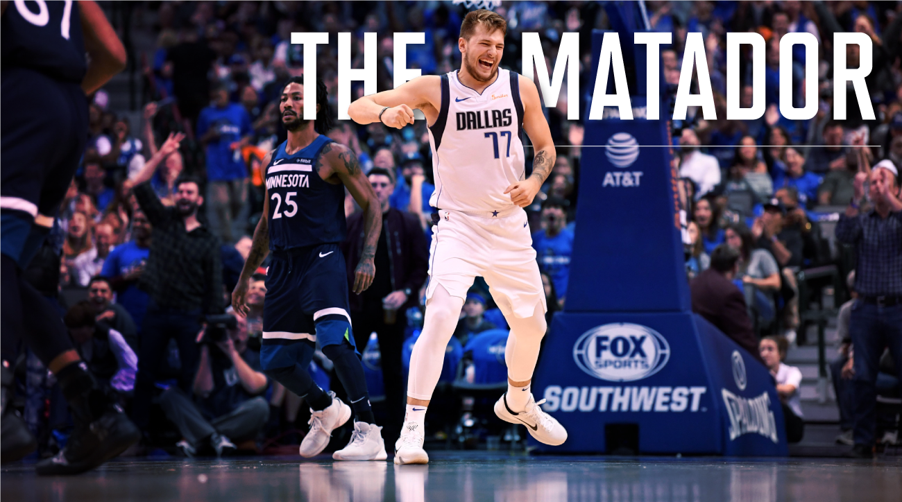 c5fb9bd21 Luka Dončić is the Mavericks  future and undeniable present