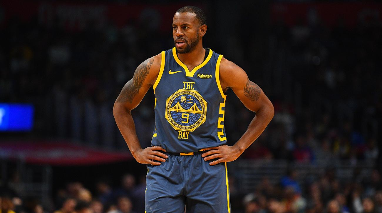 Warriors' Andre Iguodala Says 'I'm Going to Be Done Soon'