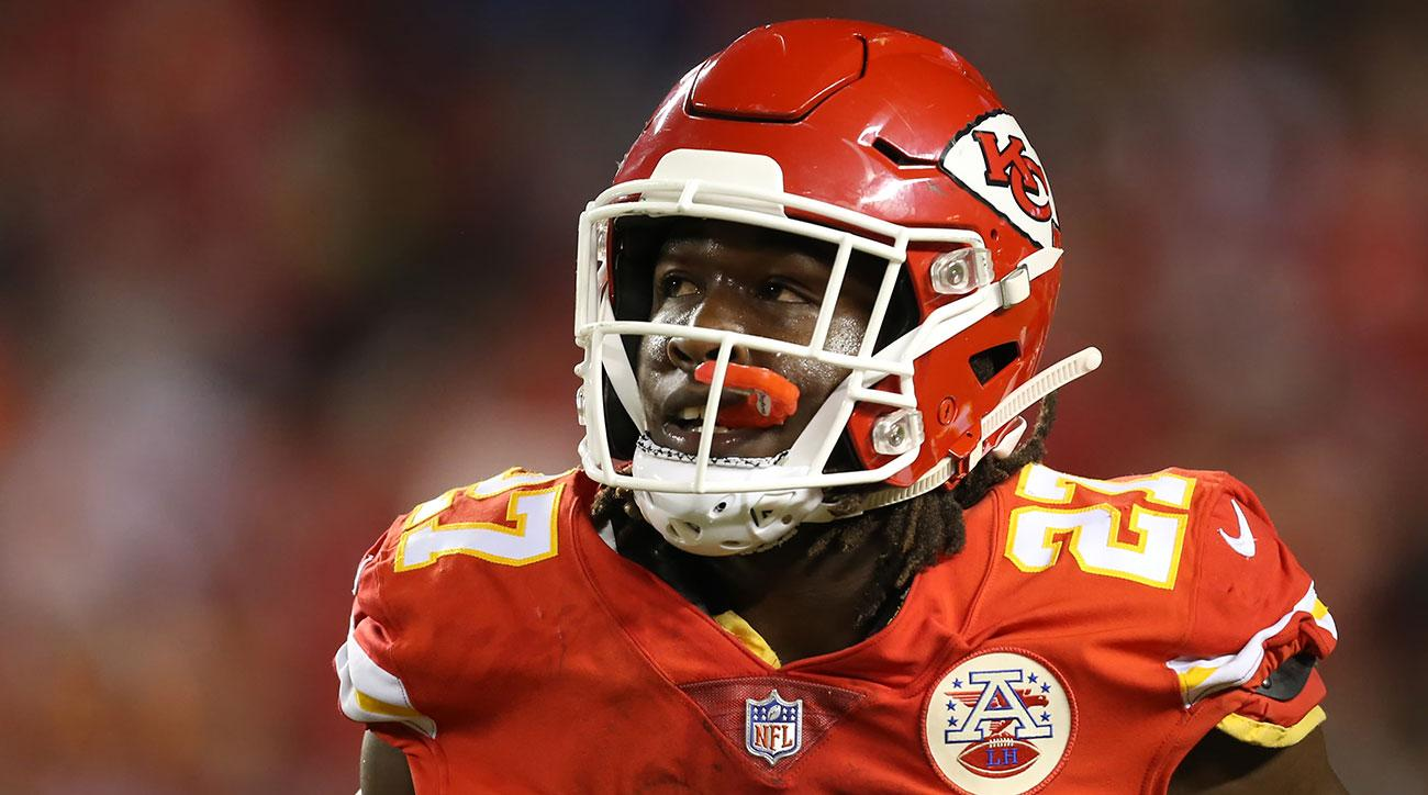 Chiefs release RB Kareem Hunt after hotel video of attack surfaces ... 1e9349947