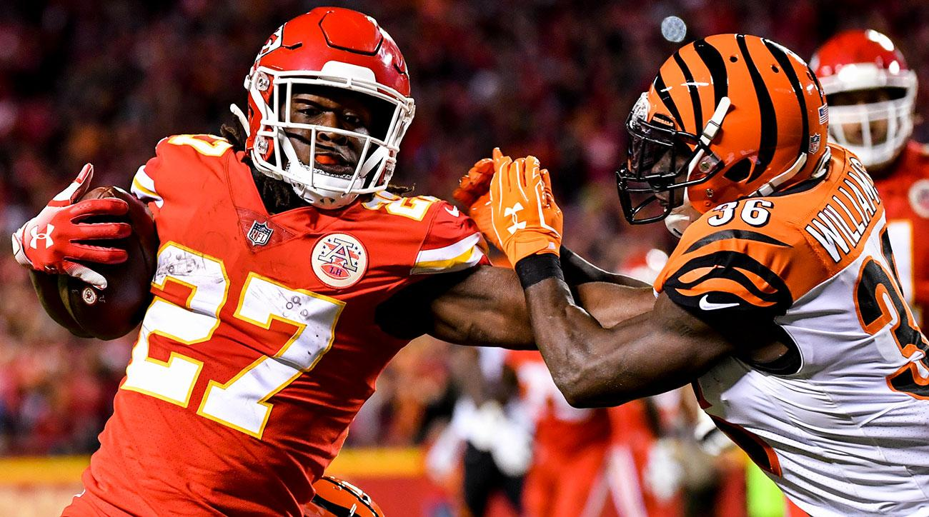 Kareem Hunt  Five legal points surrounding former Chiefs RB  b1de89d64
