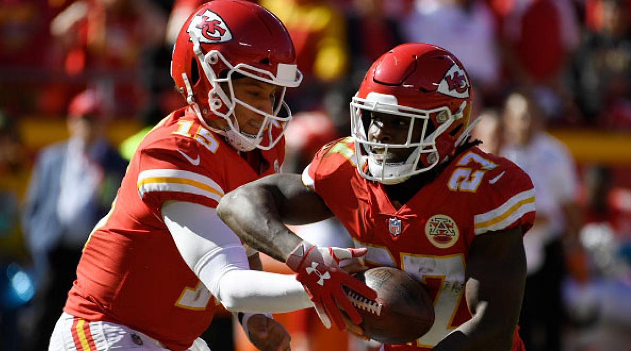 Chiefs QB Patrick Mahomes Reacts to Kareem Hunt Incident   We Don t Do  Those Things  d7e426695