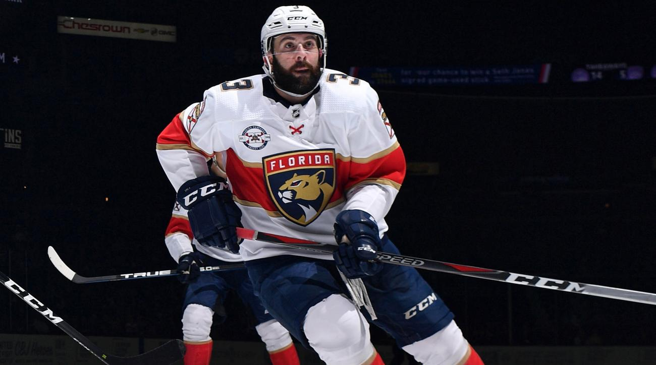 Florida Panthers v Columbus Blue Jackets