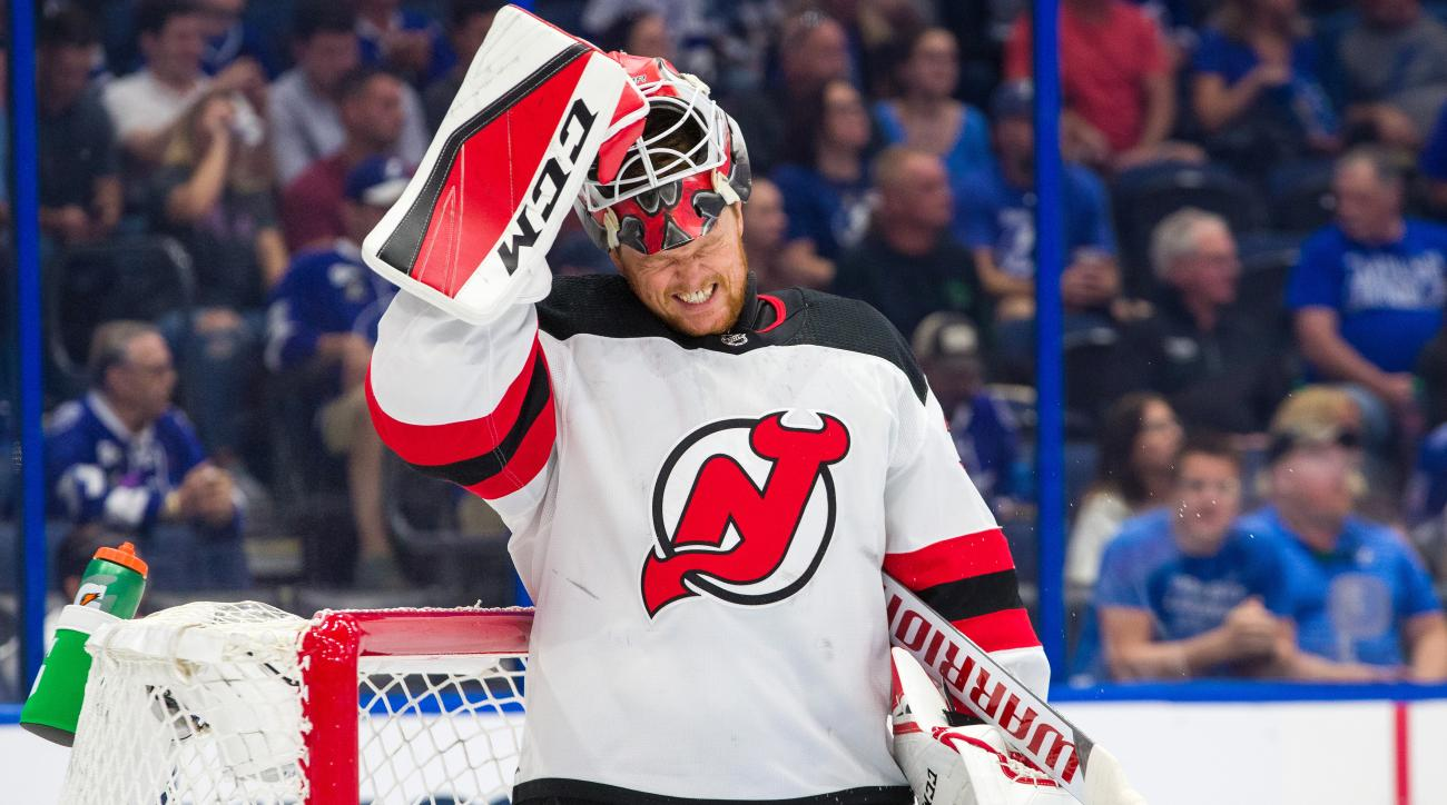 New Jersey Devils v Tampa Bay Lightning