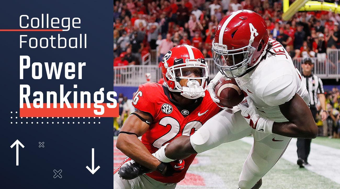 College Football Rankings All 78 Bowl Game Teams Si Com
