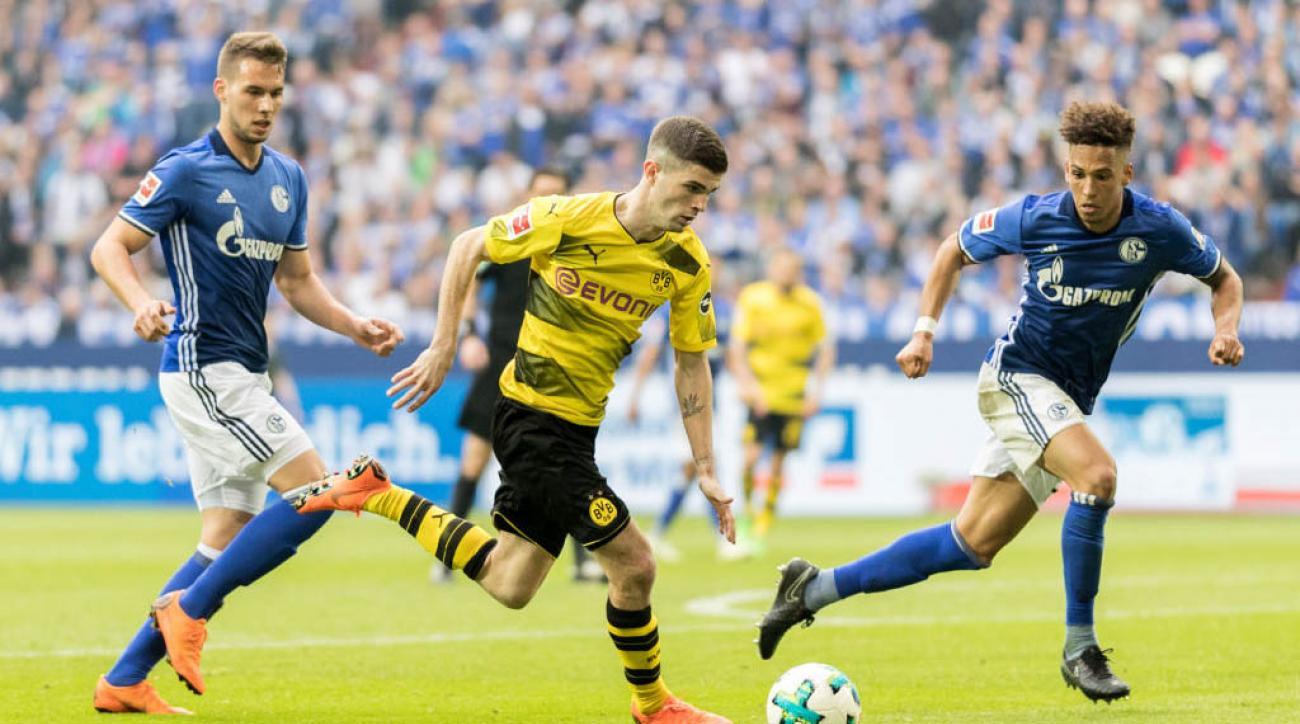 Schalke Vs Borussia Dortmund Live Stream Watch Online Tv Channel
