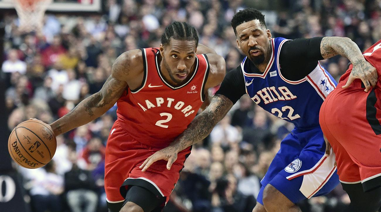 8edb5ef2d424 The Raptors Are Rolling and Kawhi Leonard Looks Like an MVP