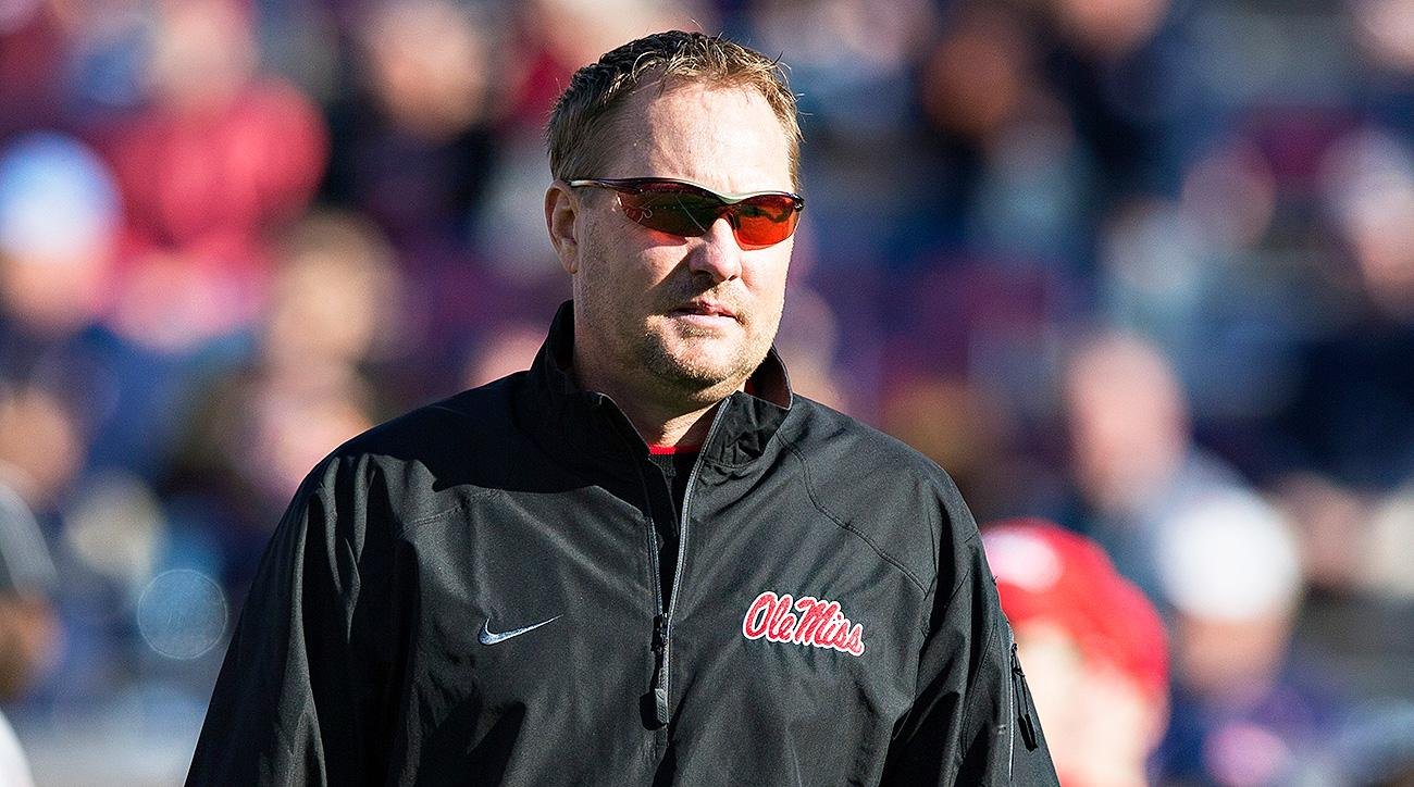 new product af1c7 8752b Hugh Freeze s Past Still Part of His Present as He Takes the Reins at  Liberty