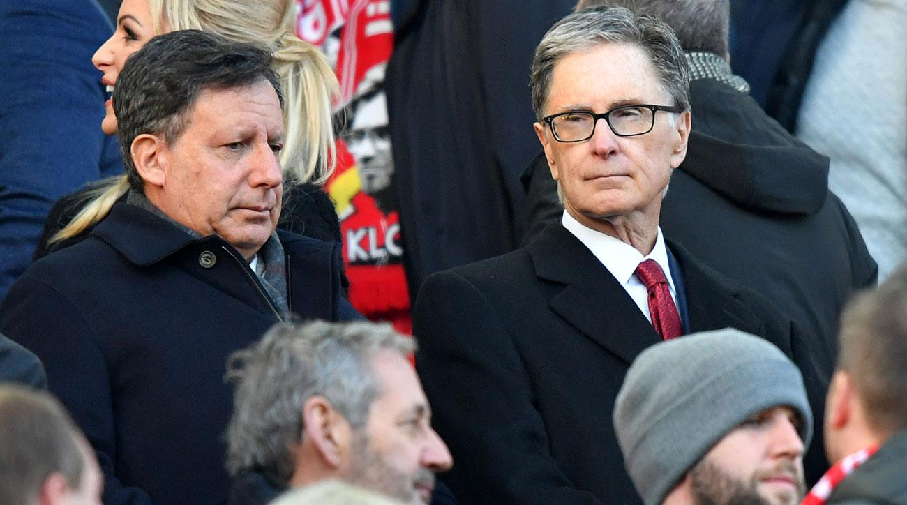 John Henry and Tom Werner have spent big as Liverpool owners
