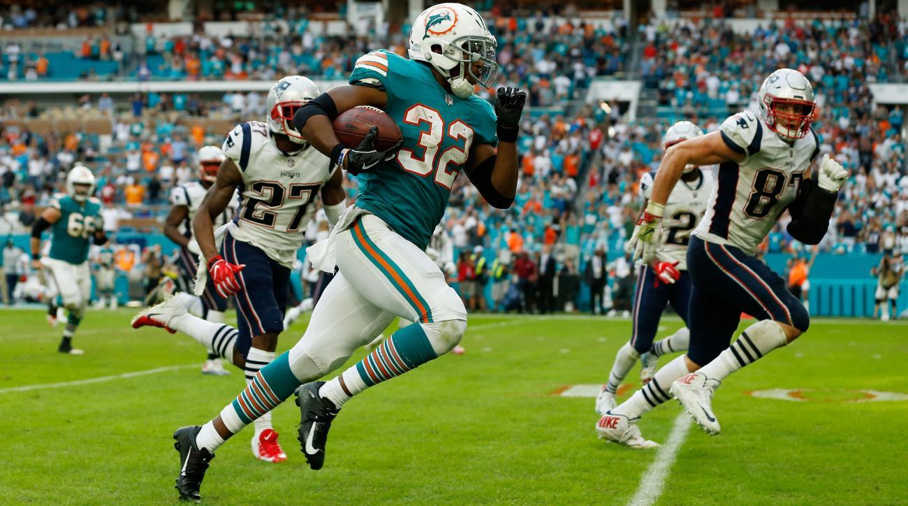 Kenyan Drake game-winning touchdown