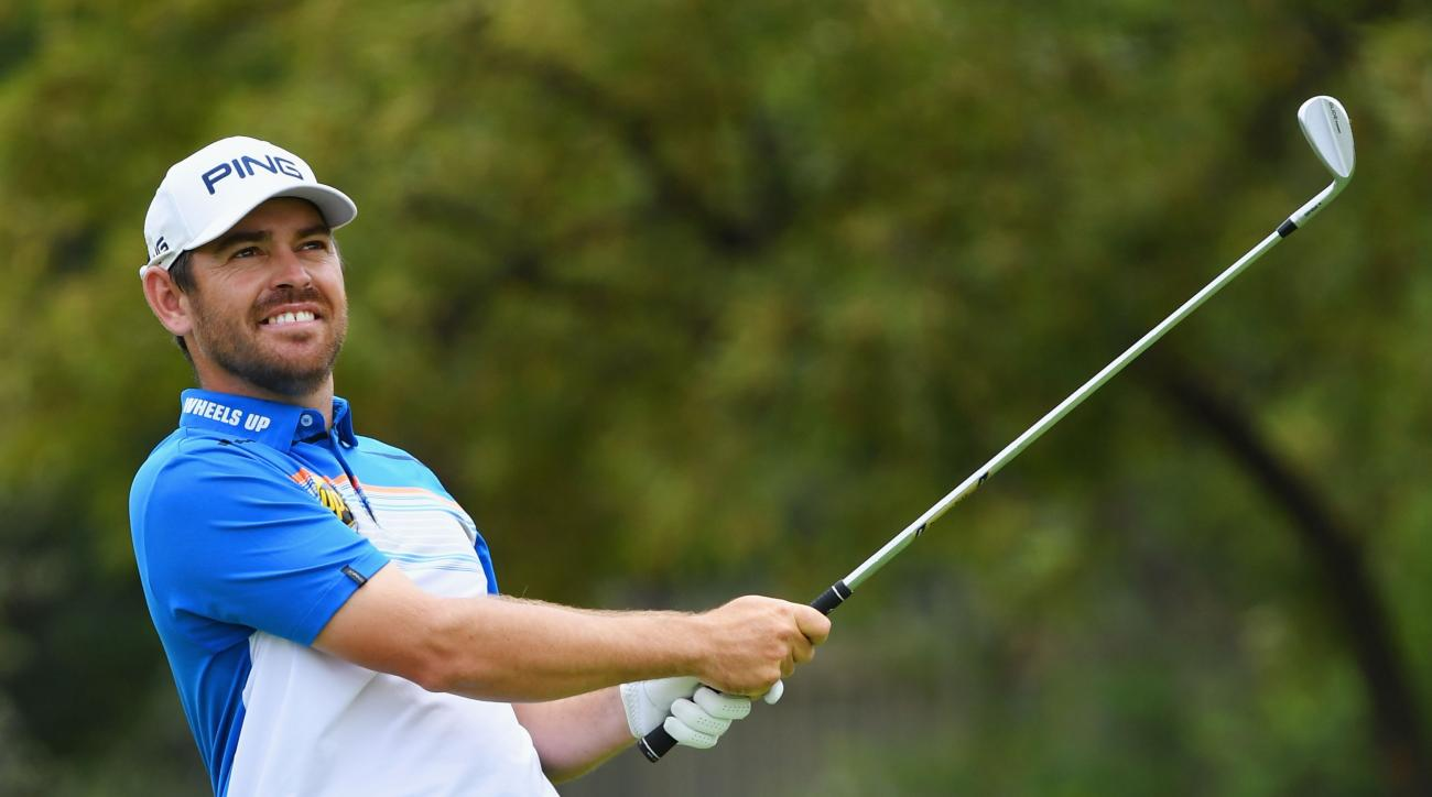 Louis Oosthuizen South African Open winner