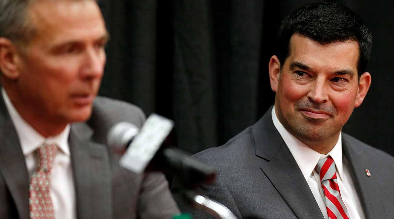 Ryan Day, Lincoln Riley and Ohio State's coaching change