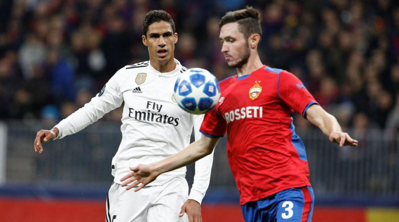 REAL MADRID CSKA WATCH ONLINE