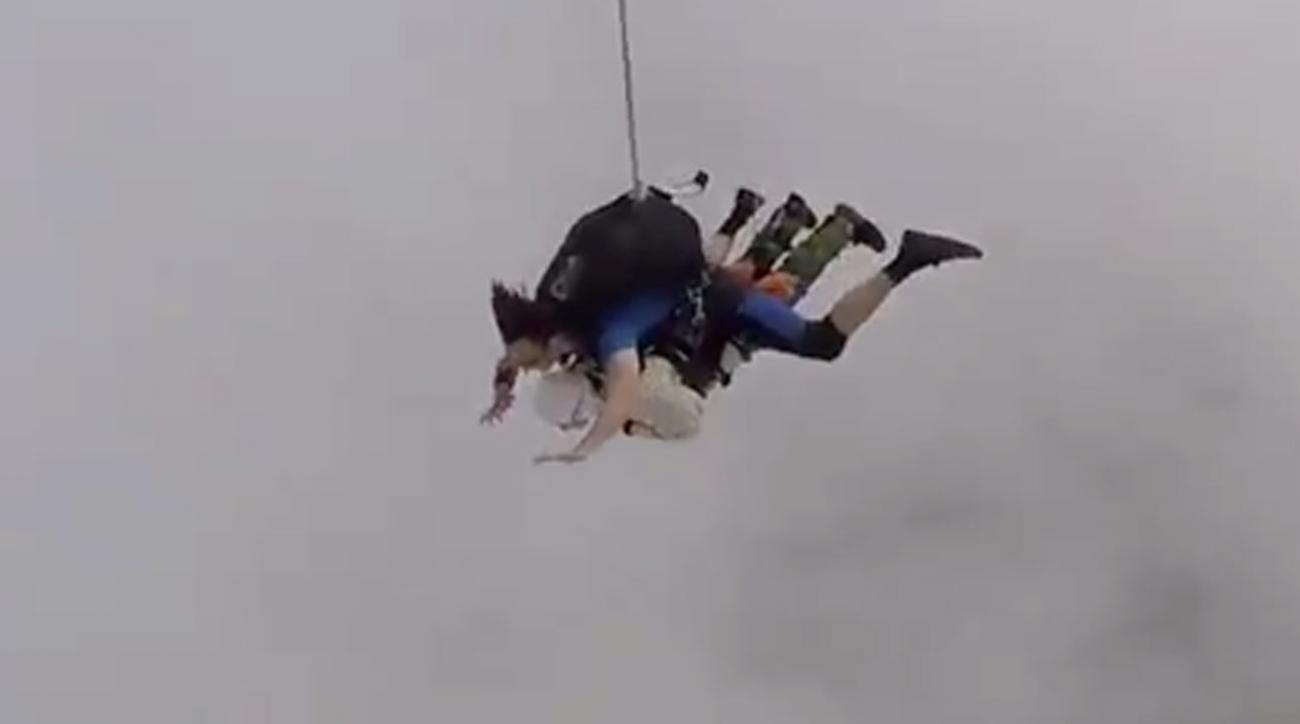 Watch: 102-Year-Old Woman Becomes Oldest Person Ever to Skydive