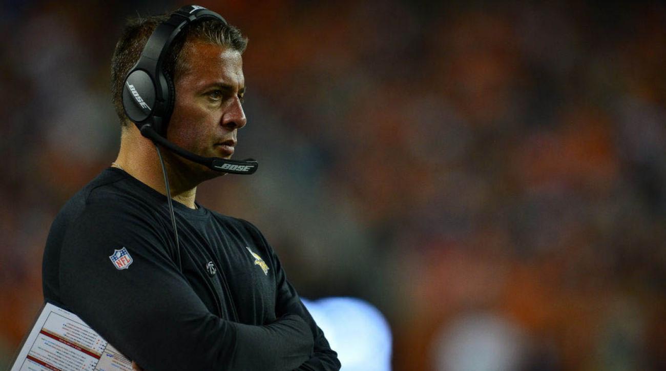 2c444f3b John DeFilippo fired as Vikings offensive coordinator | SI.com