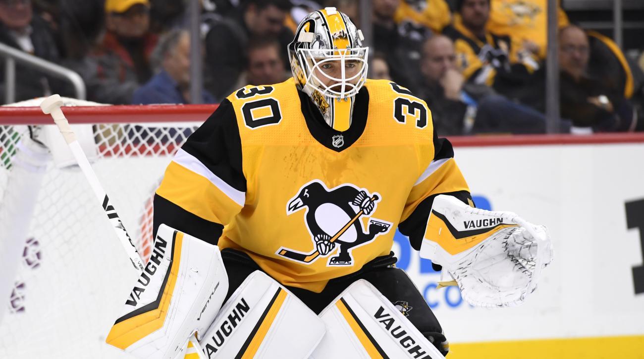 NHL: NOV 15 Lightning at Penguins