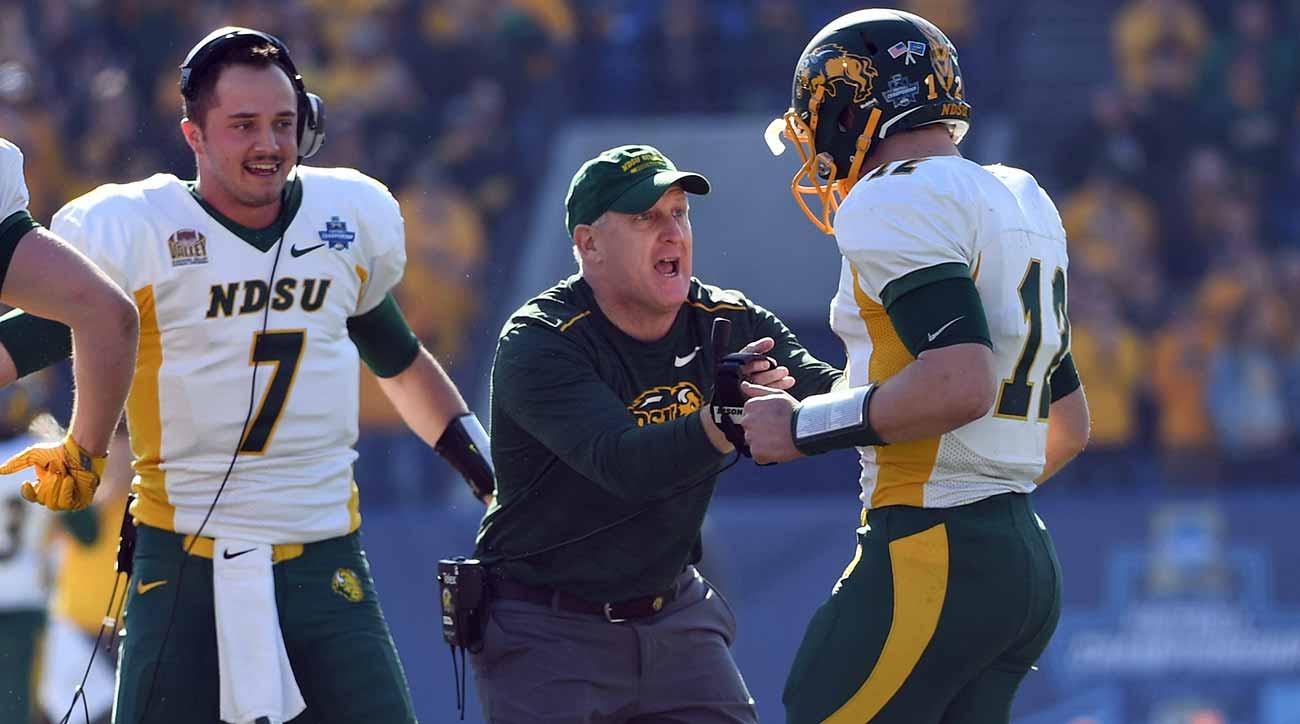 Chris Klieman, Mike Houston and other FCS coaches hired to FBS