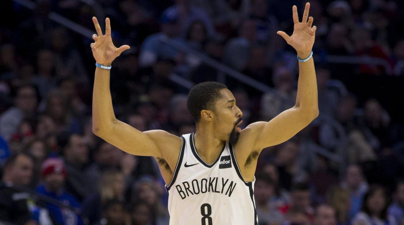 f1dd0689496 Spencer Dinwiddie contract  Nets agree to 3-year extension with G ...