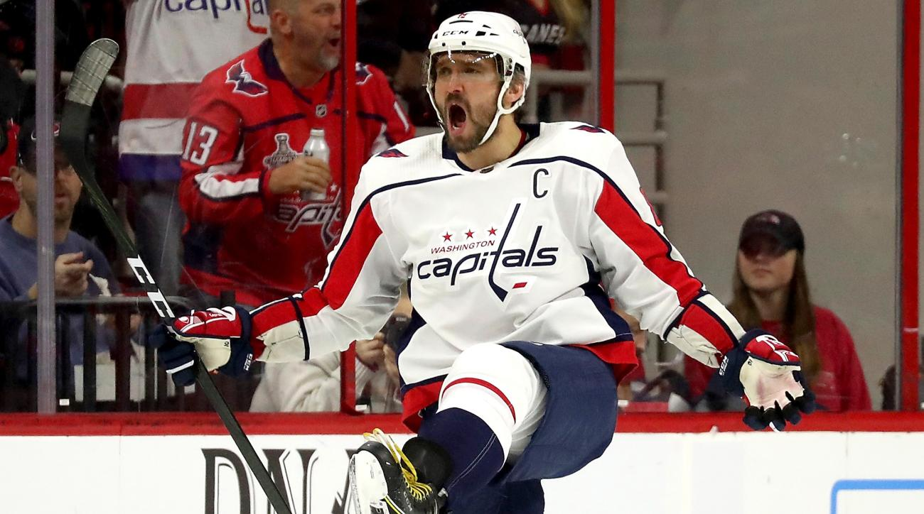 Washington Capitals v Carolina Hurricanes
