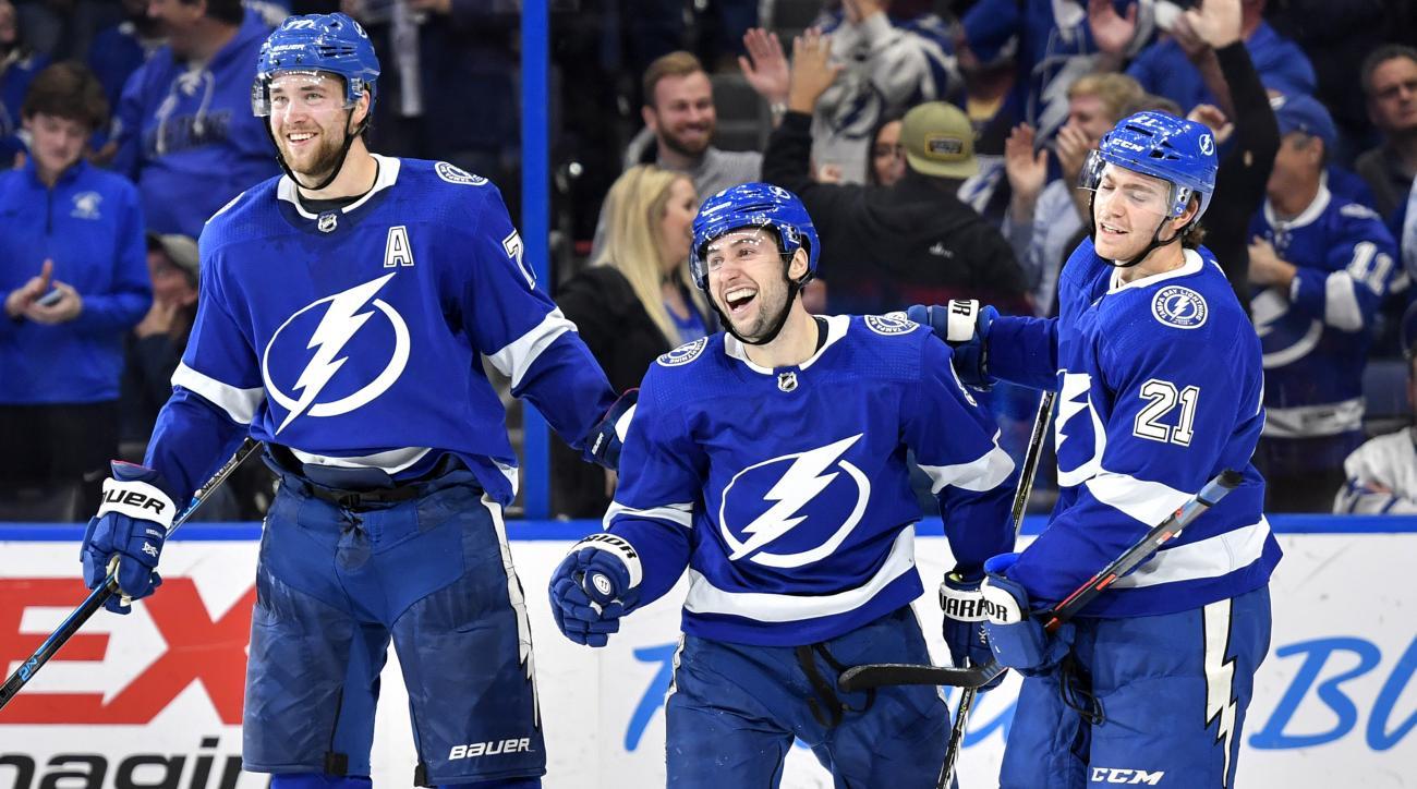 NHL: DEC 13 Maple Leafs at Lightning