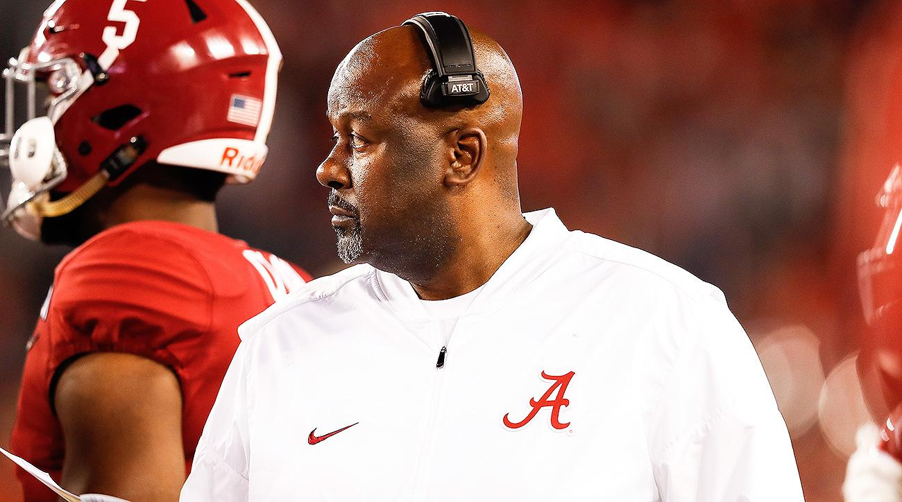 Alabama Mike Locksley