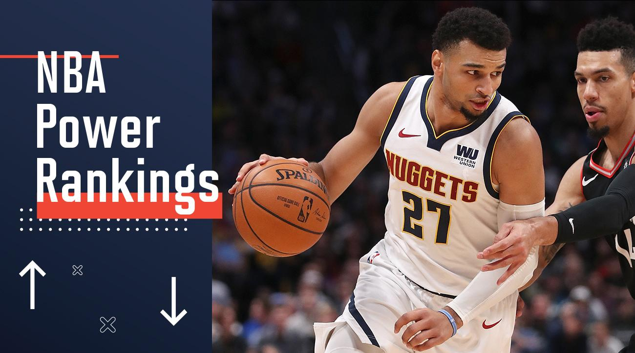 02ca8e407 NBA Power Rankings  Nuggets Surge to No.1 Post Signature Performance