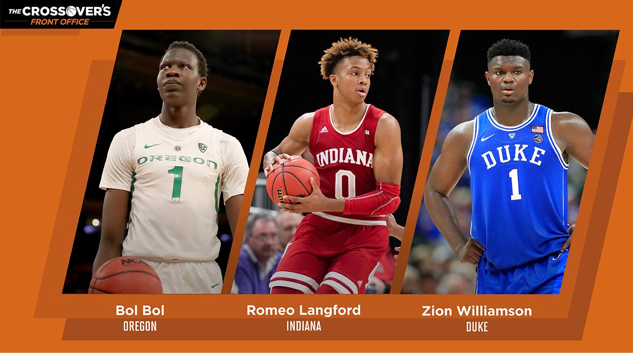 16b5be90b009 NBA Draft 2019  Zion Williamson