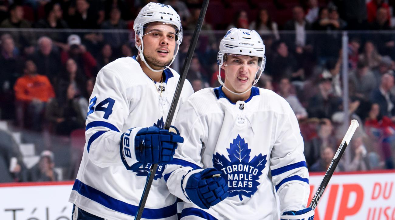 NHL: SEP 26 Preseason - Maple Leafs at Canadiens