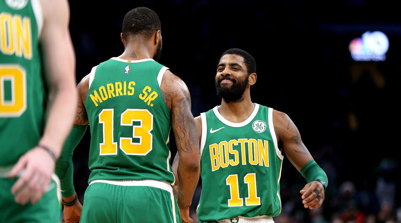 d413d259cb3 Boston s Play Remains Confounding But the Celtics Seem to Finally Have an  Identity