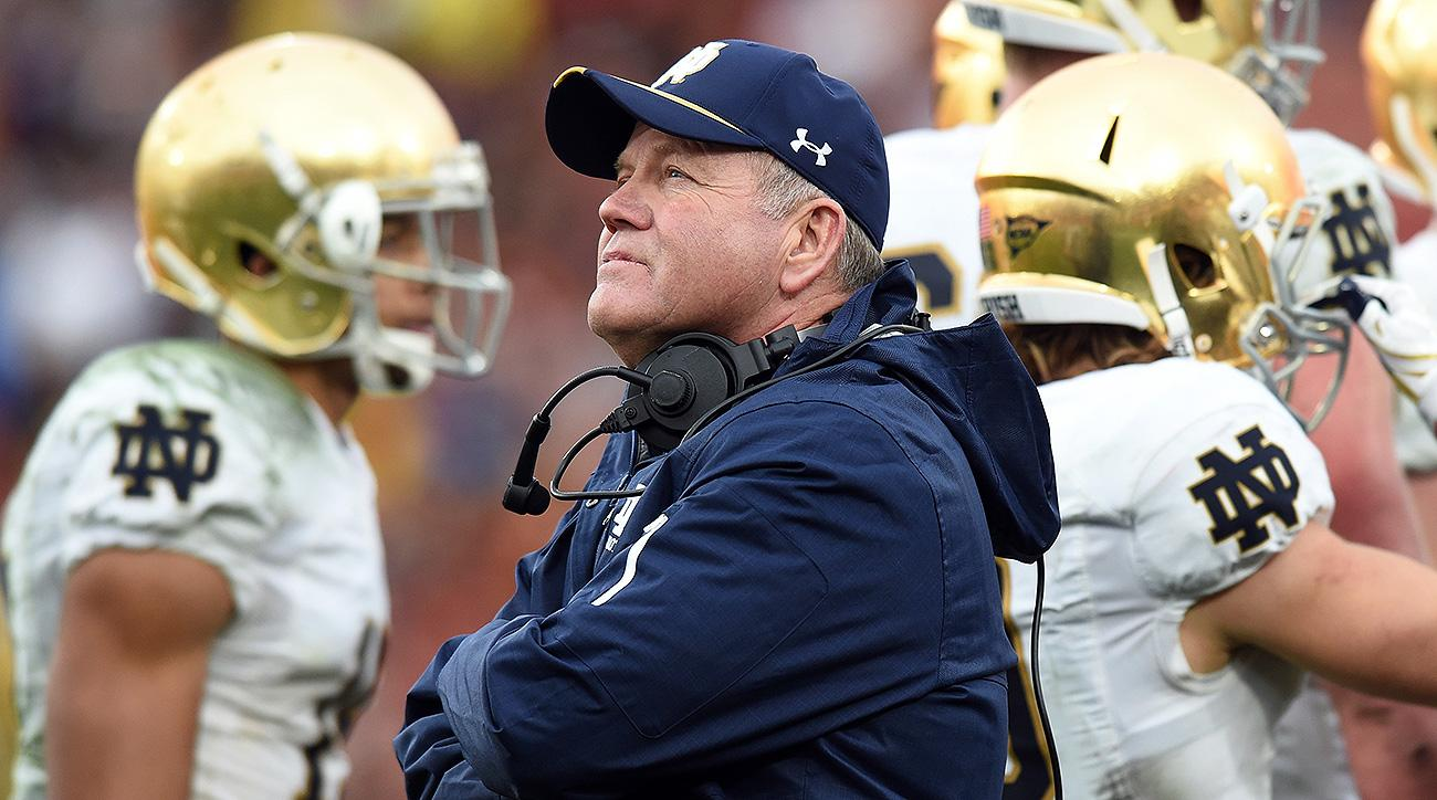 Notre Dame Brian Kelly
