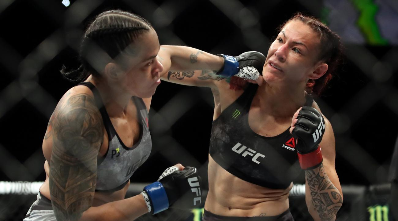 UFC 232: Amanda Nunes KOs Cris Cyborg In 51 Seconds