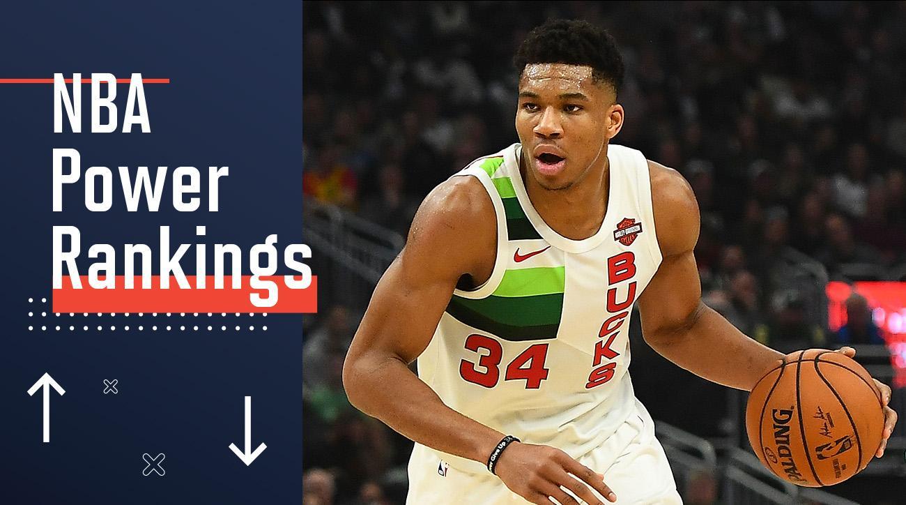 9dc7bdfb7 NBA Power Rankings  Giannis Antetokounmpo