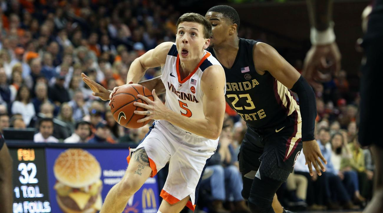 Florida State vs. Virginia live stream
